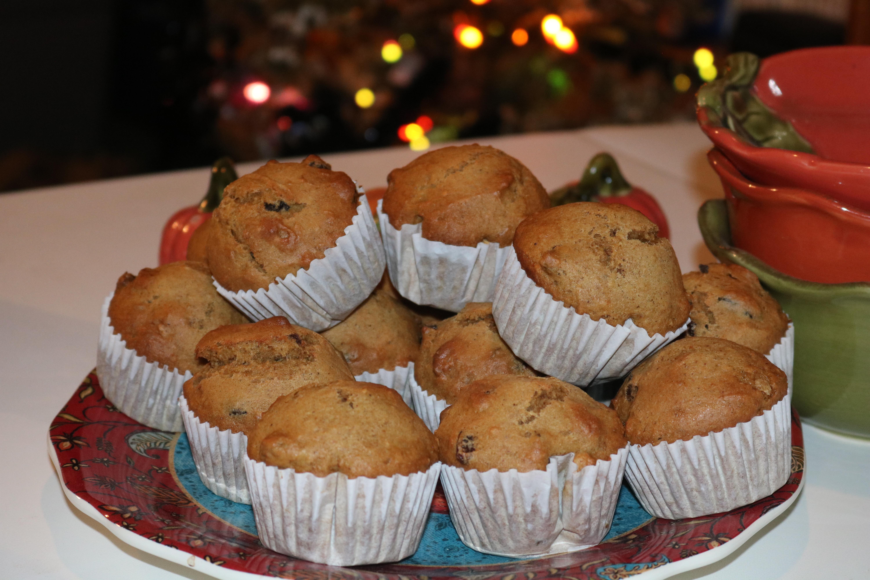 Addictive Pumpkin Muffins Bright Owl