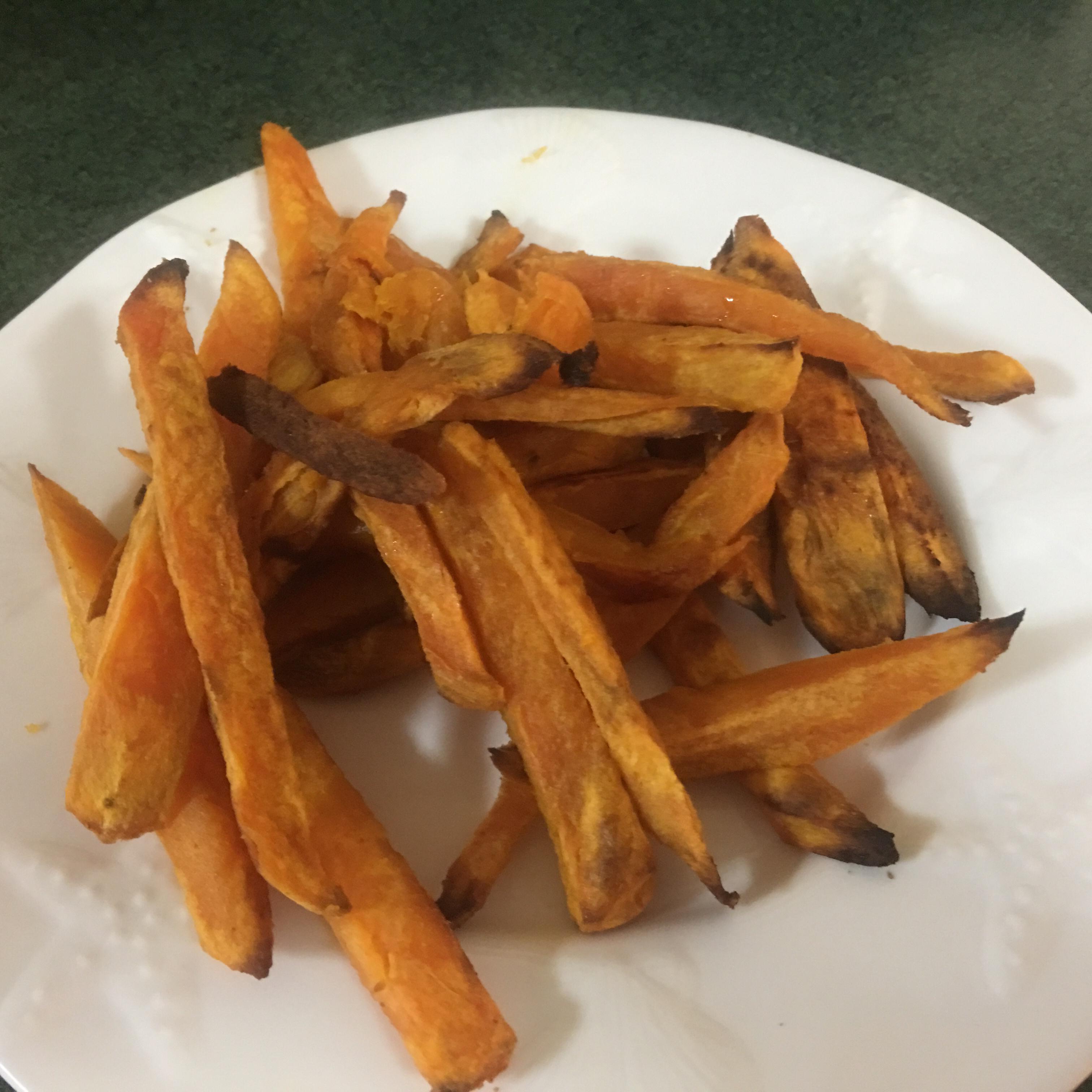 Oven Fries Denise