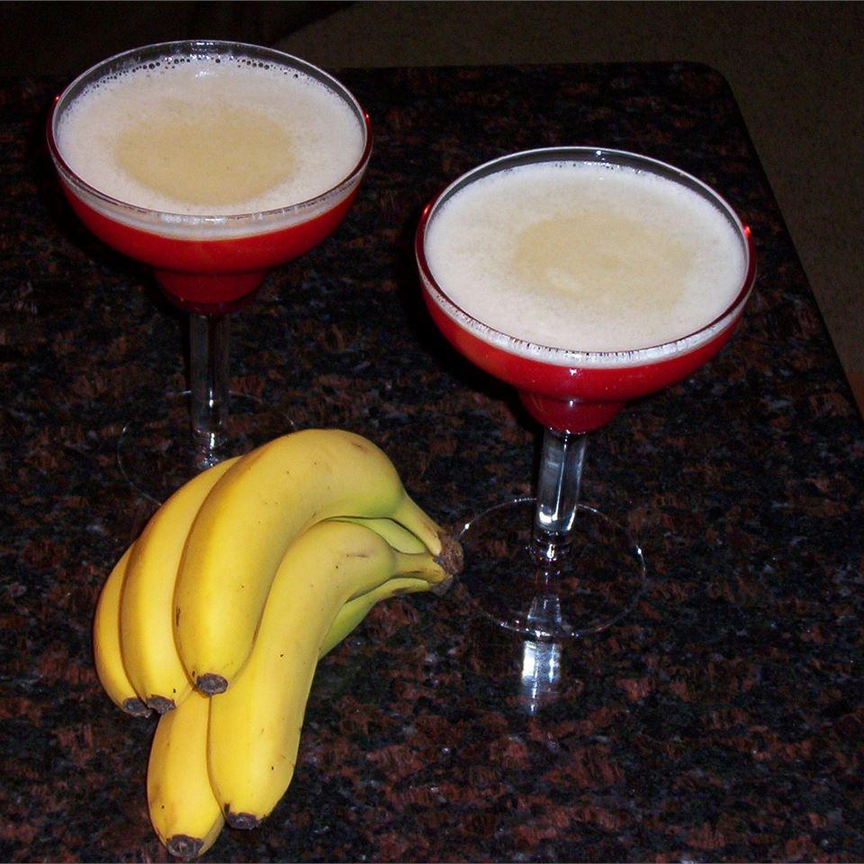 Banana Margaritas Betty