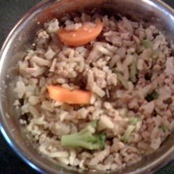 Homemade Dog Food Melissa