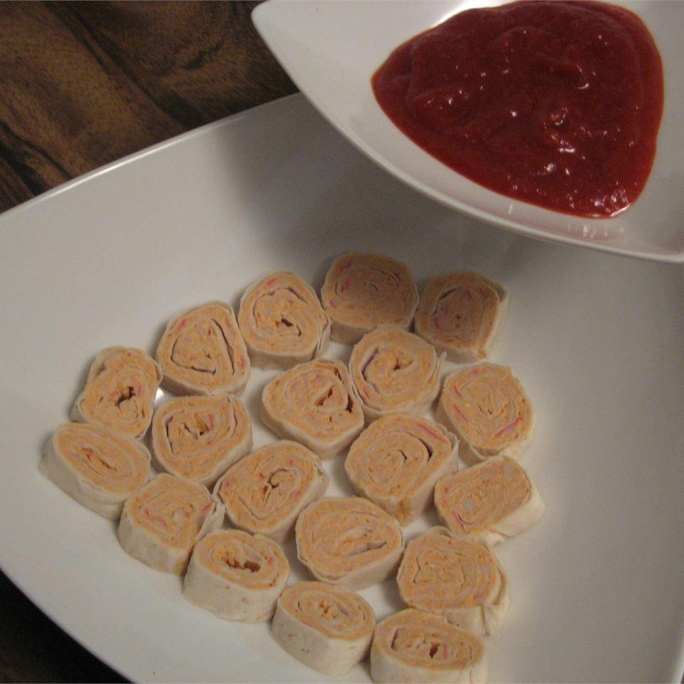 Crabmeat Roll-Ups Jordan