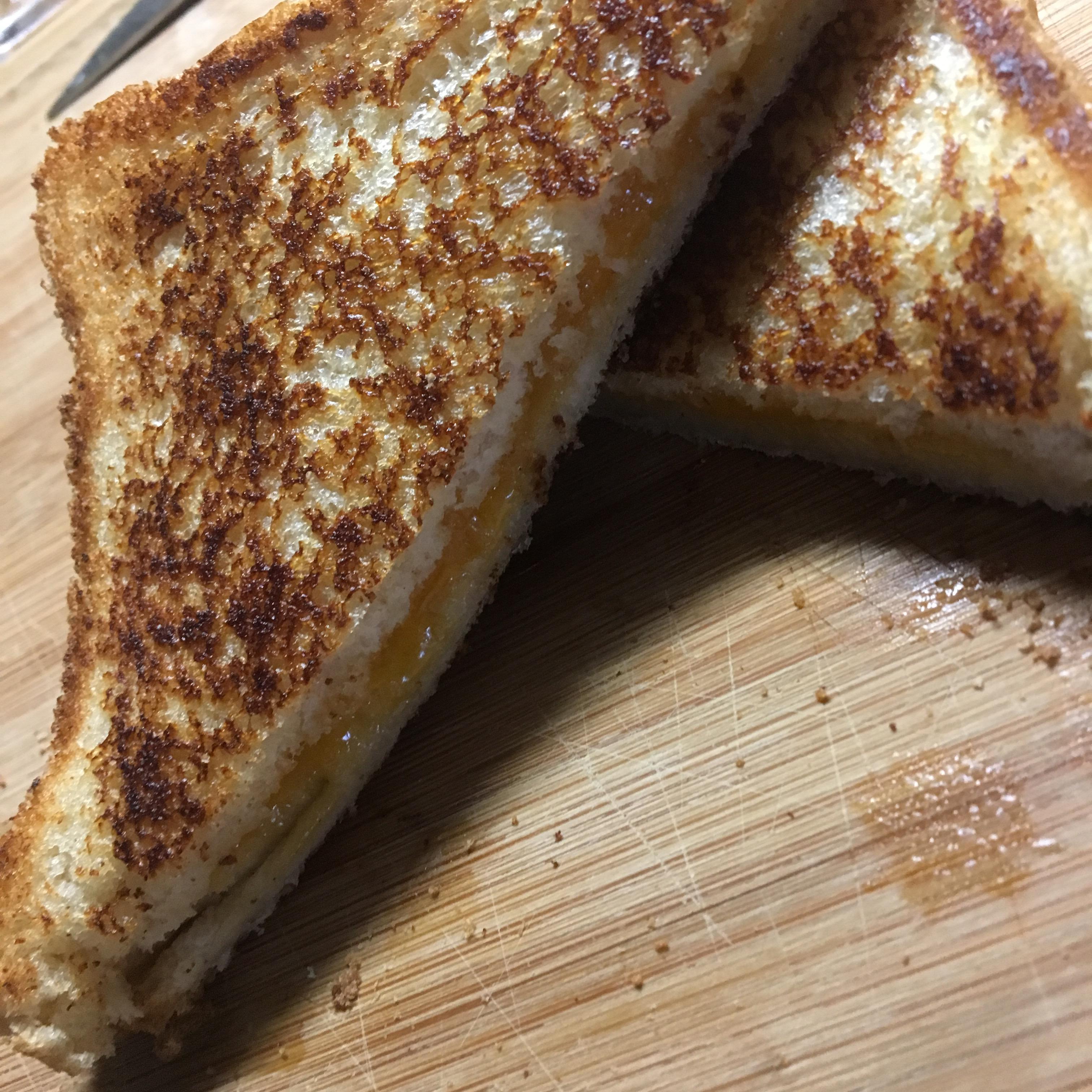 Grilled Cheese Sandwich krunk805