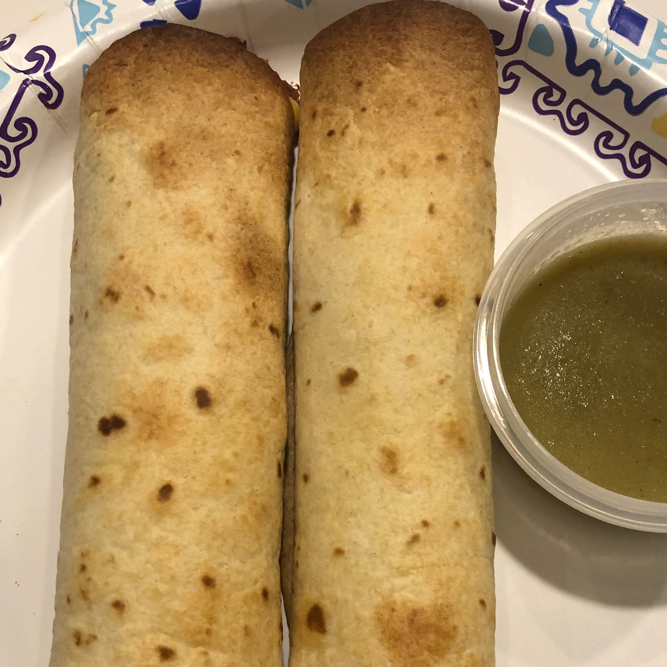Slow Cooker Jalapeno Popper Taquitos