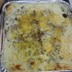 Beef Potato House Pie Casserole lelenana
