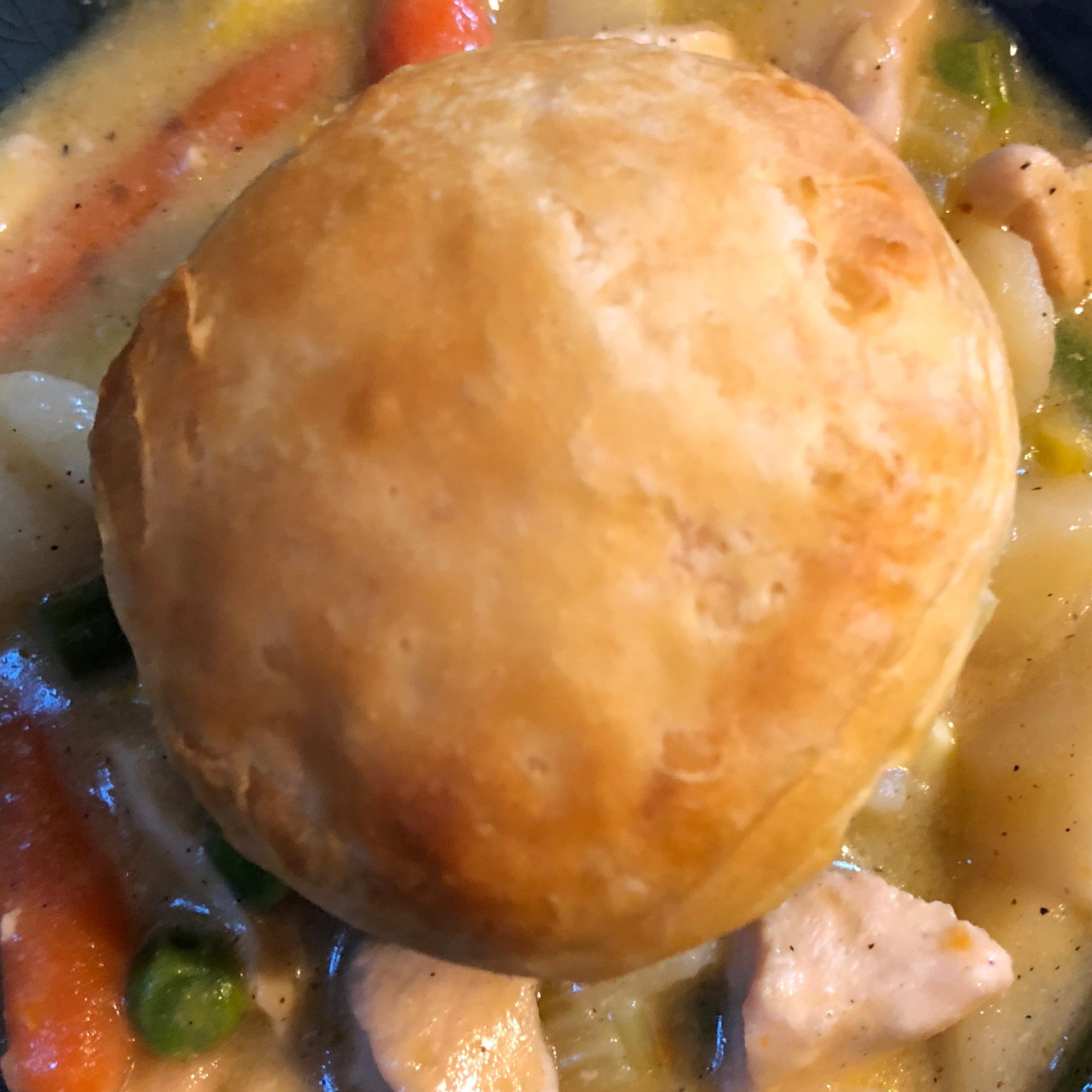 Slow Cooker Chicken Pot Pie Stew Maggie Watkins