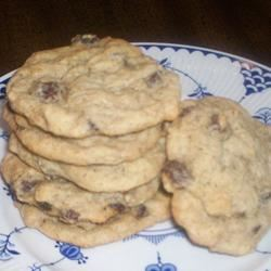 Dave's Big Raisin Cookies Deb C