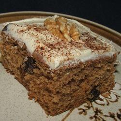 Sour Milk Spice Cake Dmseck