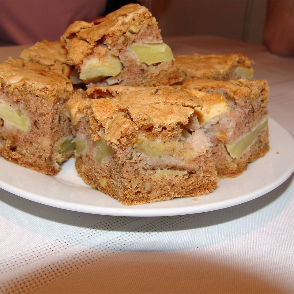 Romanian Apple Cake Well Aged