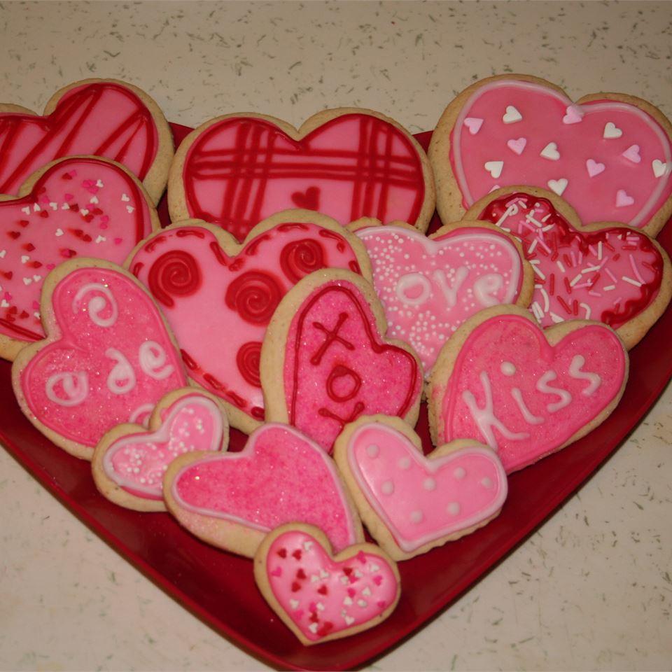 Sugar Cookies V Bettycrocker