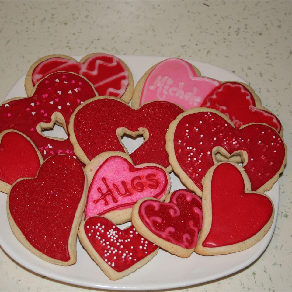 Dawn's Sugar Cookies Bettycrocker
