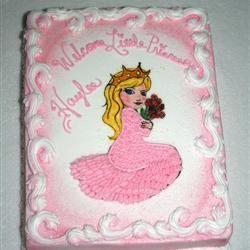 Birthday Cake Bettycrocker
