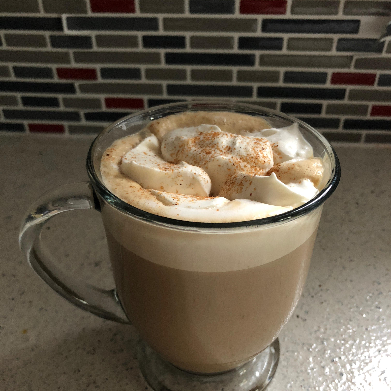 Pumpkin Spiced Latte Laura