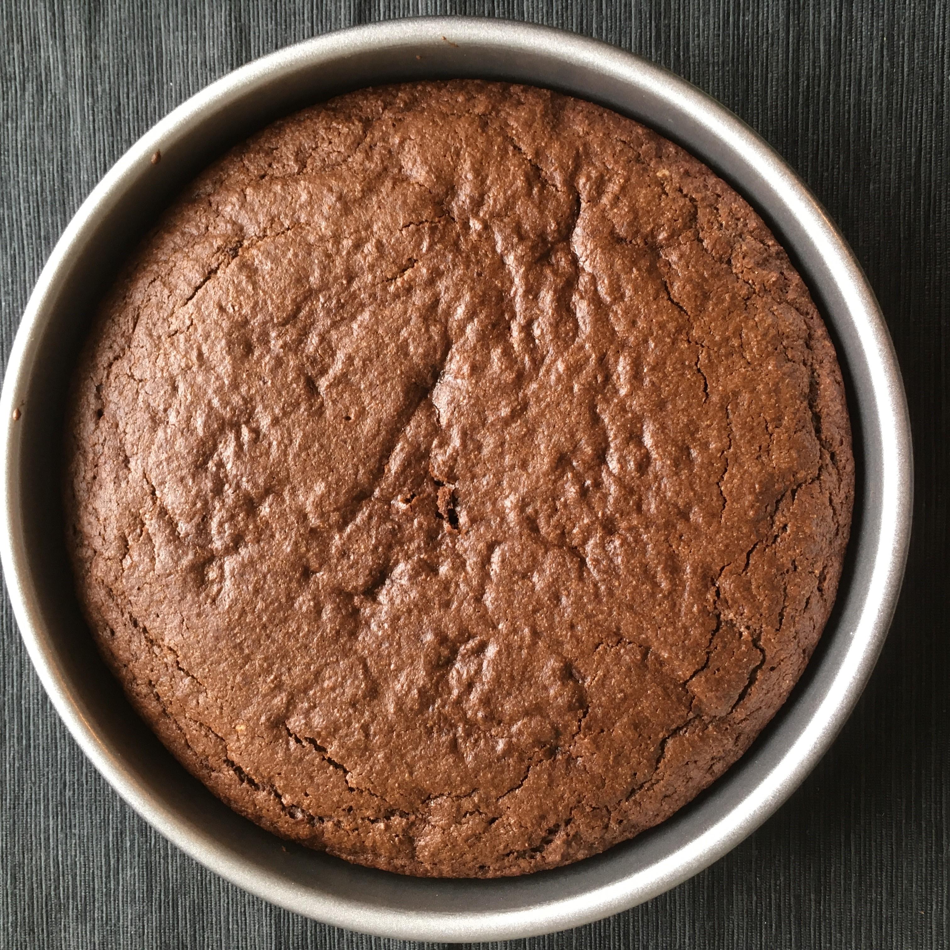 Whole-Grain Chocolate Cake virgi
