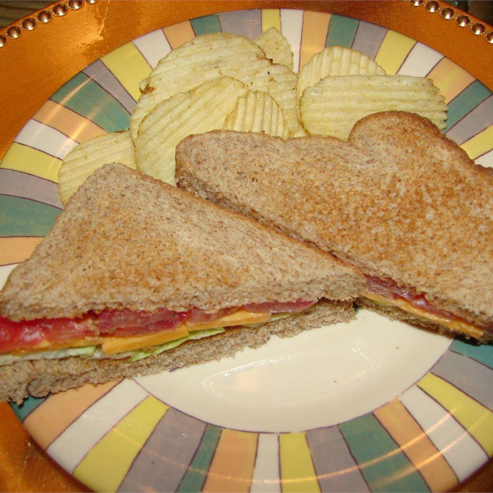Kansas Tomato Sandwich GodivaGirl