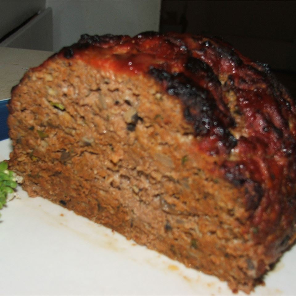 Mushroom Meatloaf Dmseck