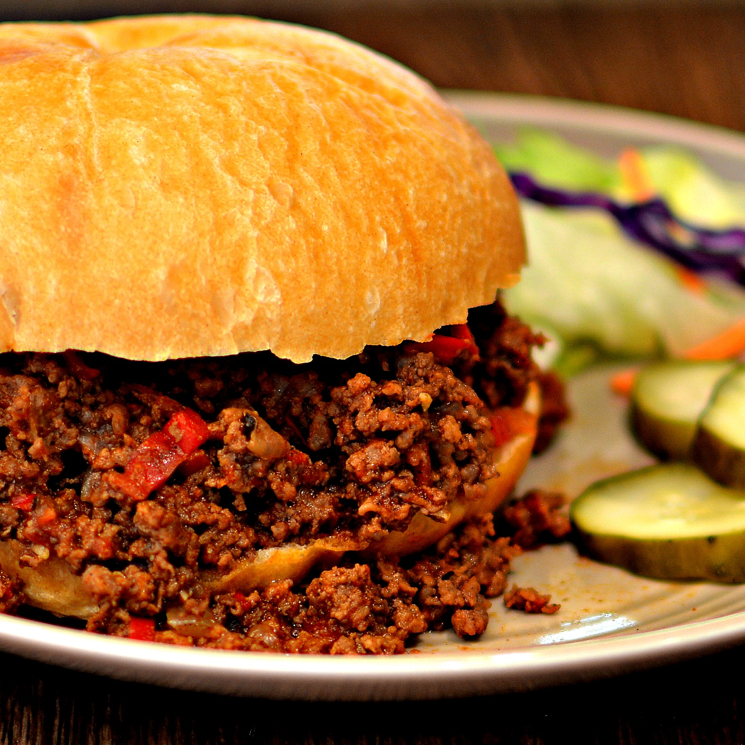 Instant Pot® Sloppy Joes