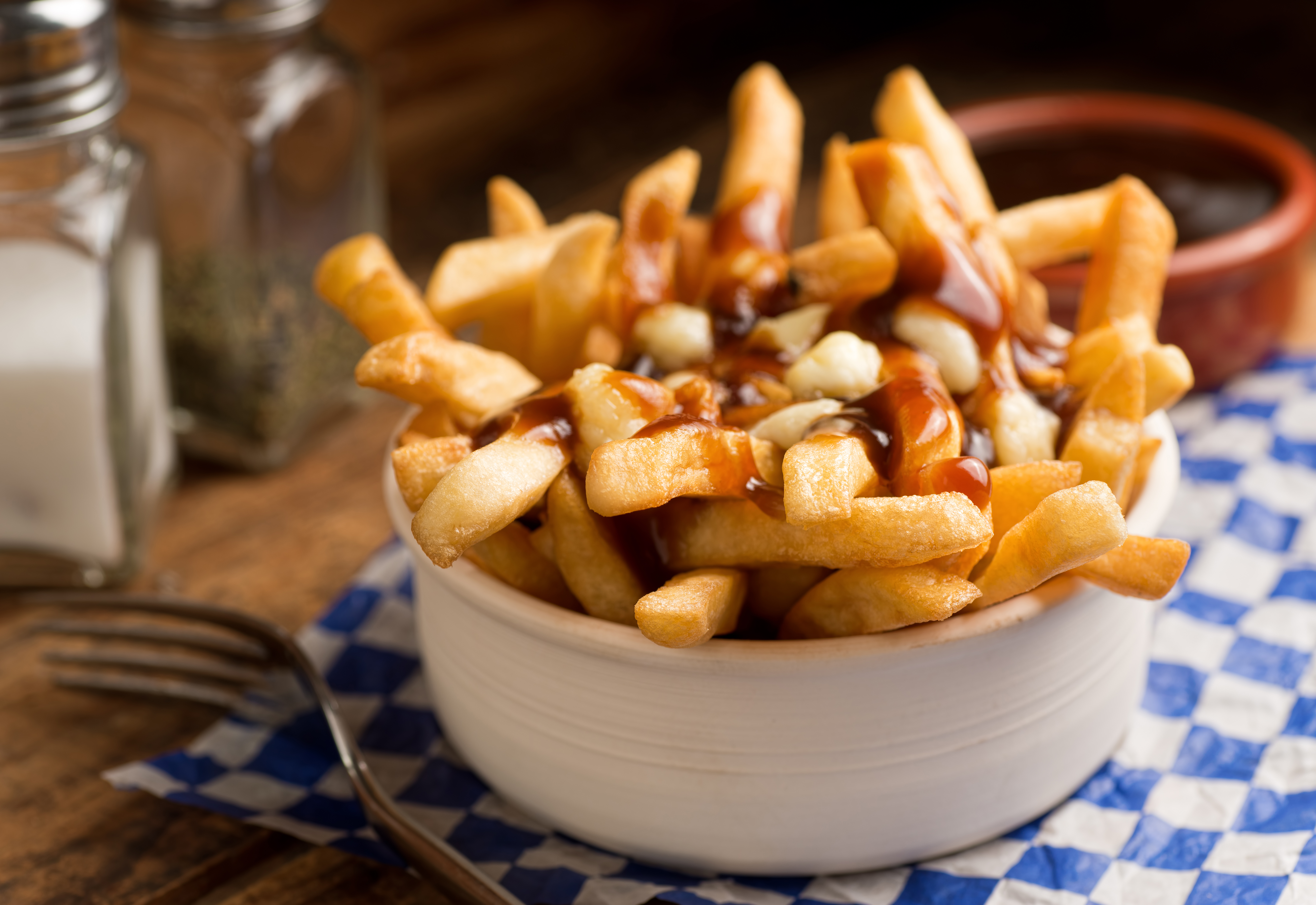 ActiFried Poutine