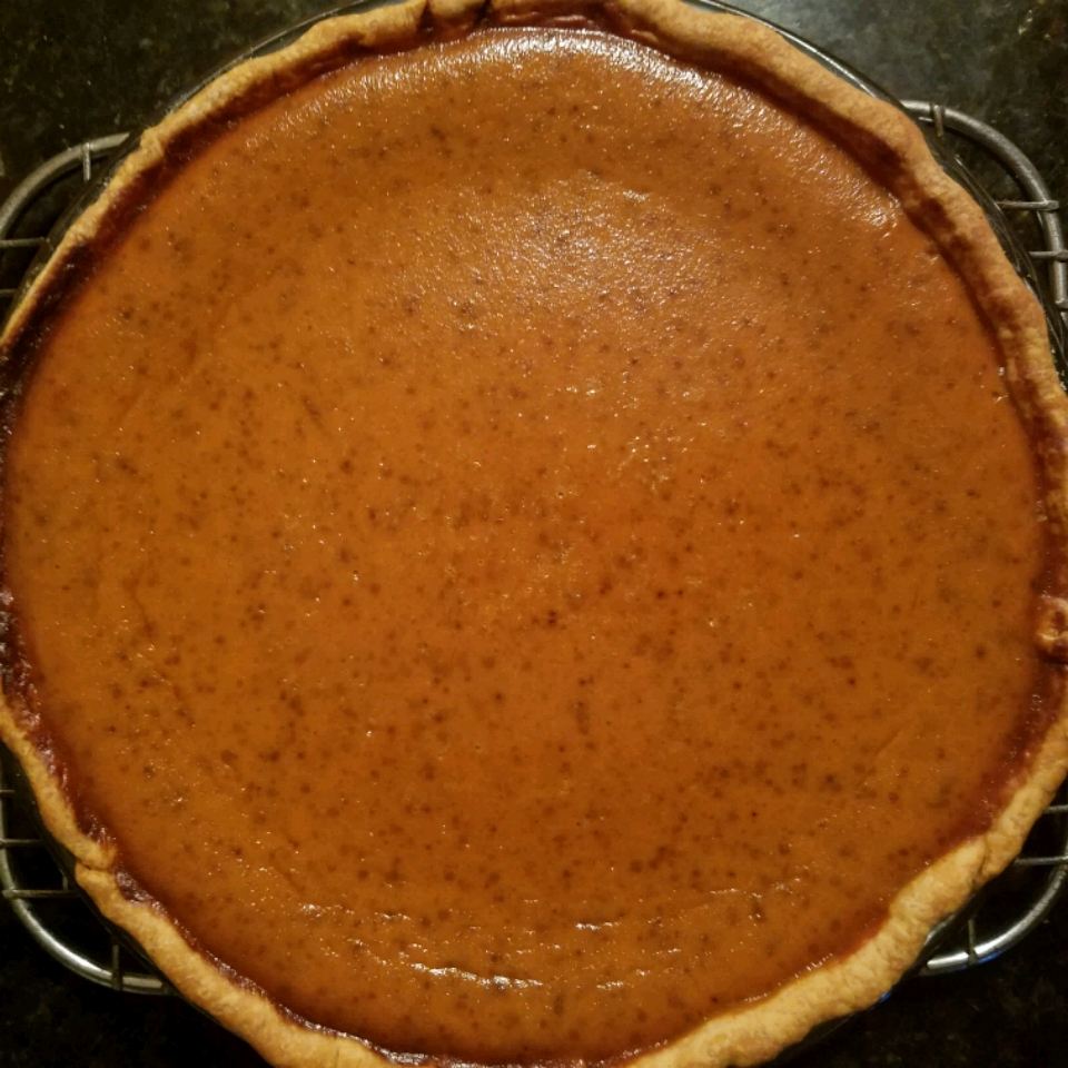 Pumpkin Honey Pie sandp2taste