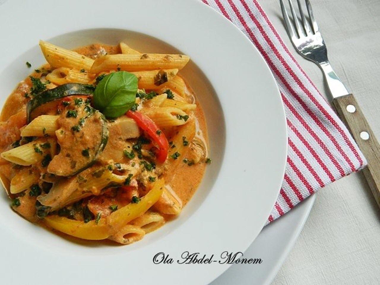Creamy Vegetarian Pasta Sauce AllrecipesPhoto
