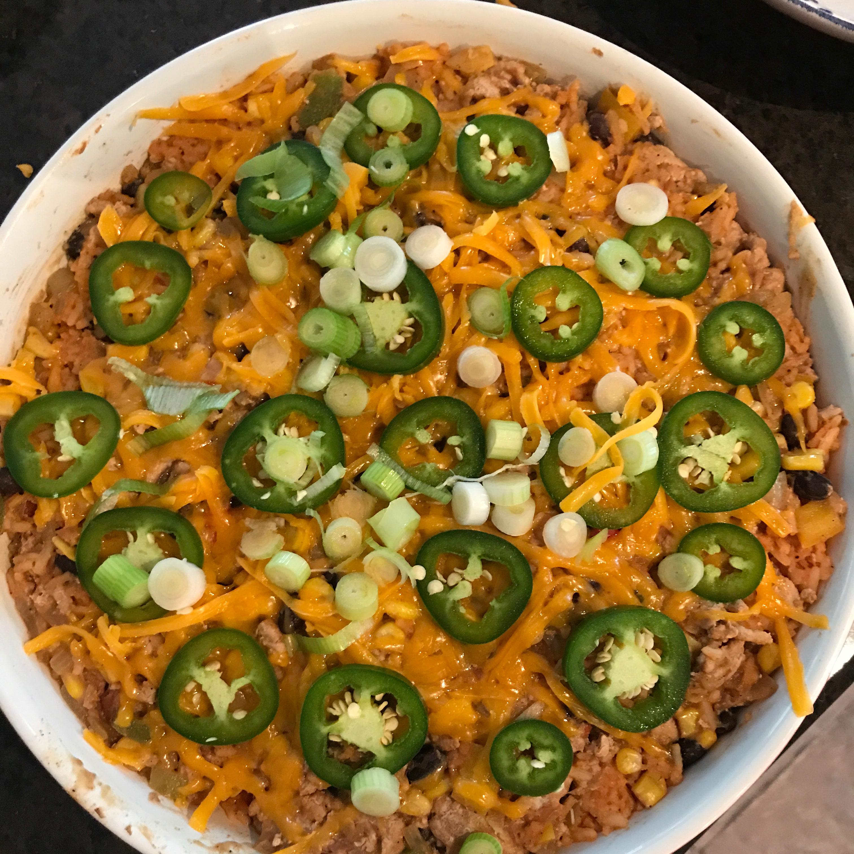Beefy Naked Burrito Skillet Mary Bache