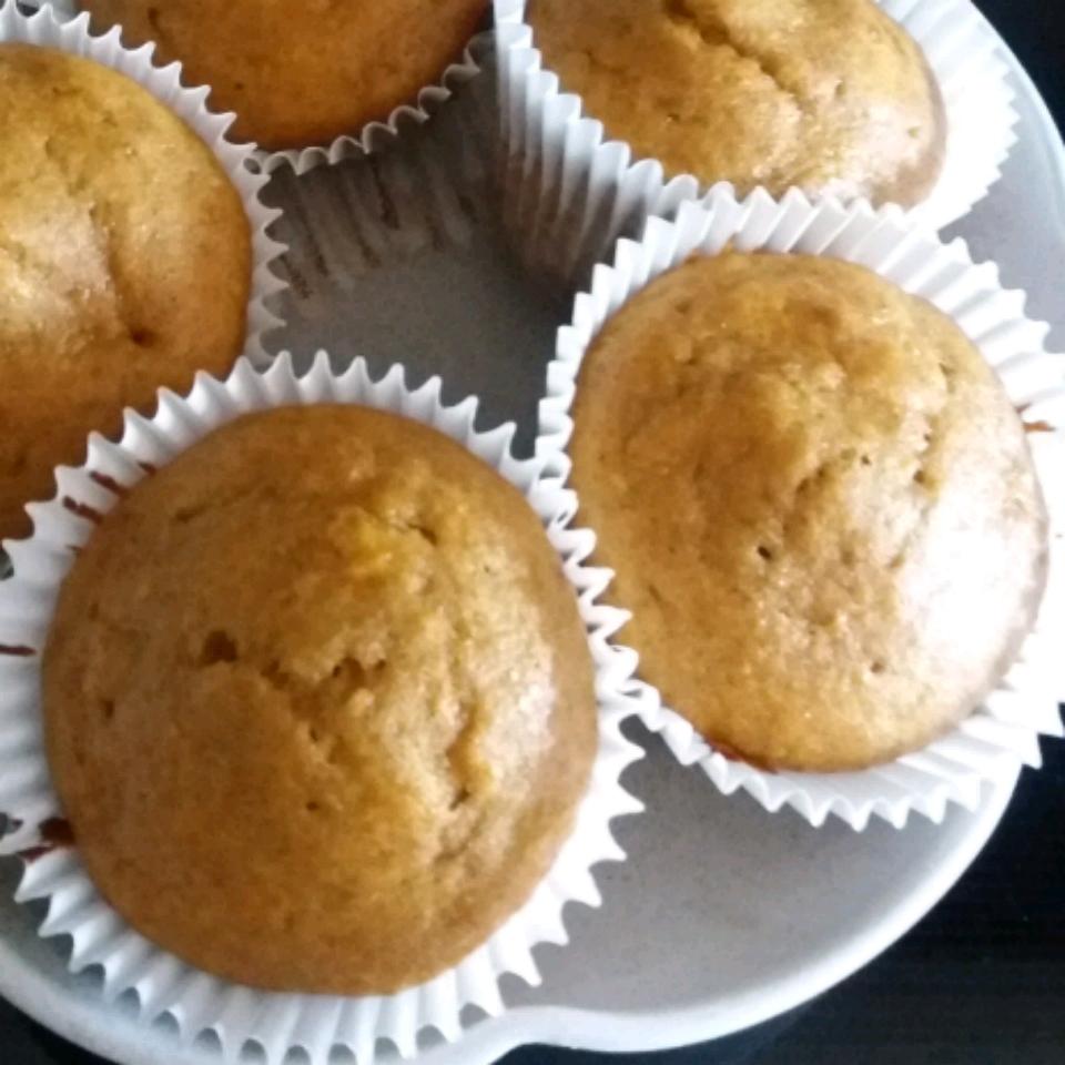 Spiced Butternut Squash Muffins KathleenB