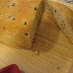 Kalamata Olive and Garlic Bread Kathleen