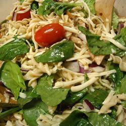 Grilled Chicken and Pasta Salad MrsCdnFrog