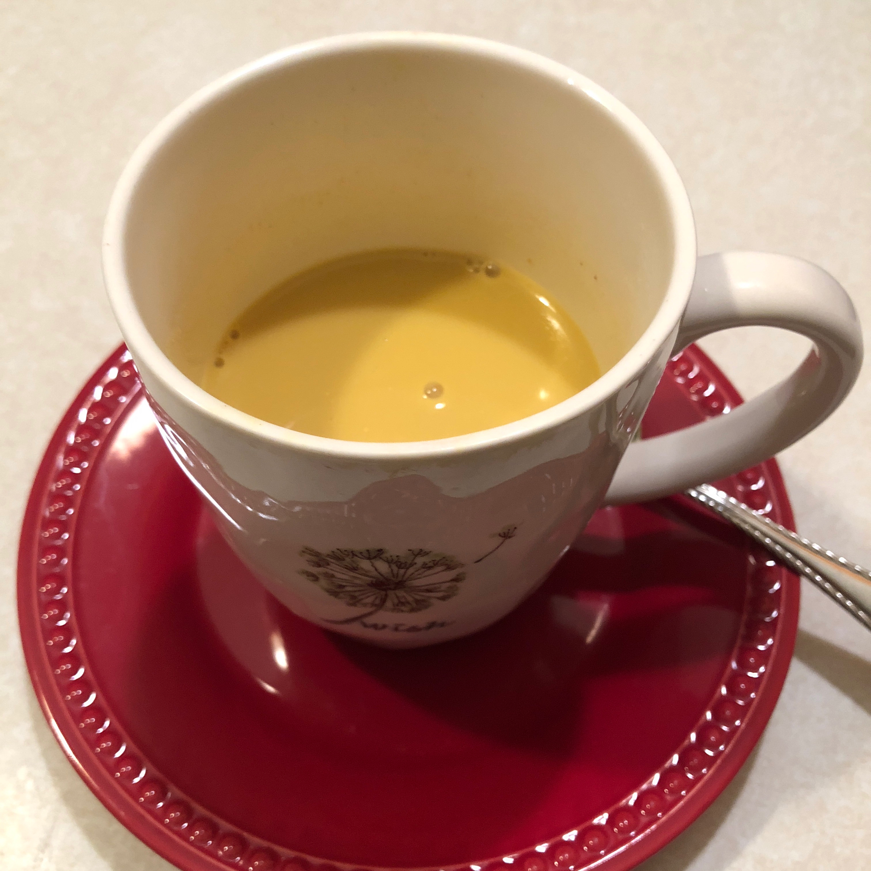 Haldi Ka Doodh (Hot Turmeric Milk) Joann Gmyrek
