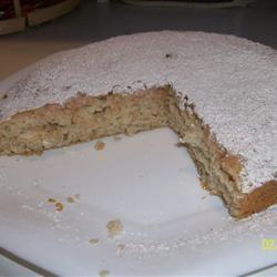 Cinnamon Supper Cake suzyqcakes