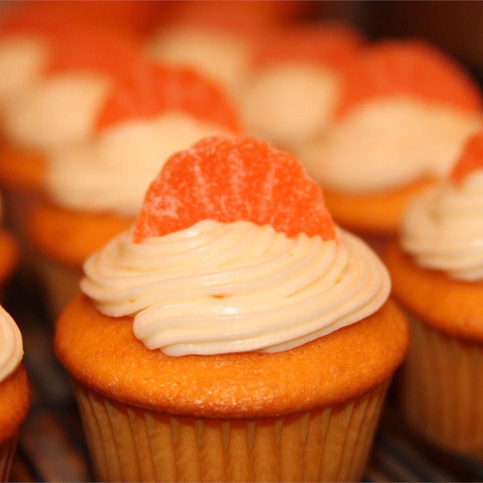 Orange Cream Cheese Frosting Kari