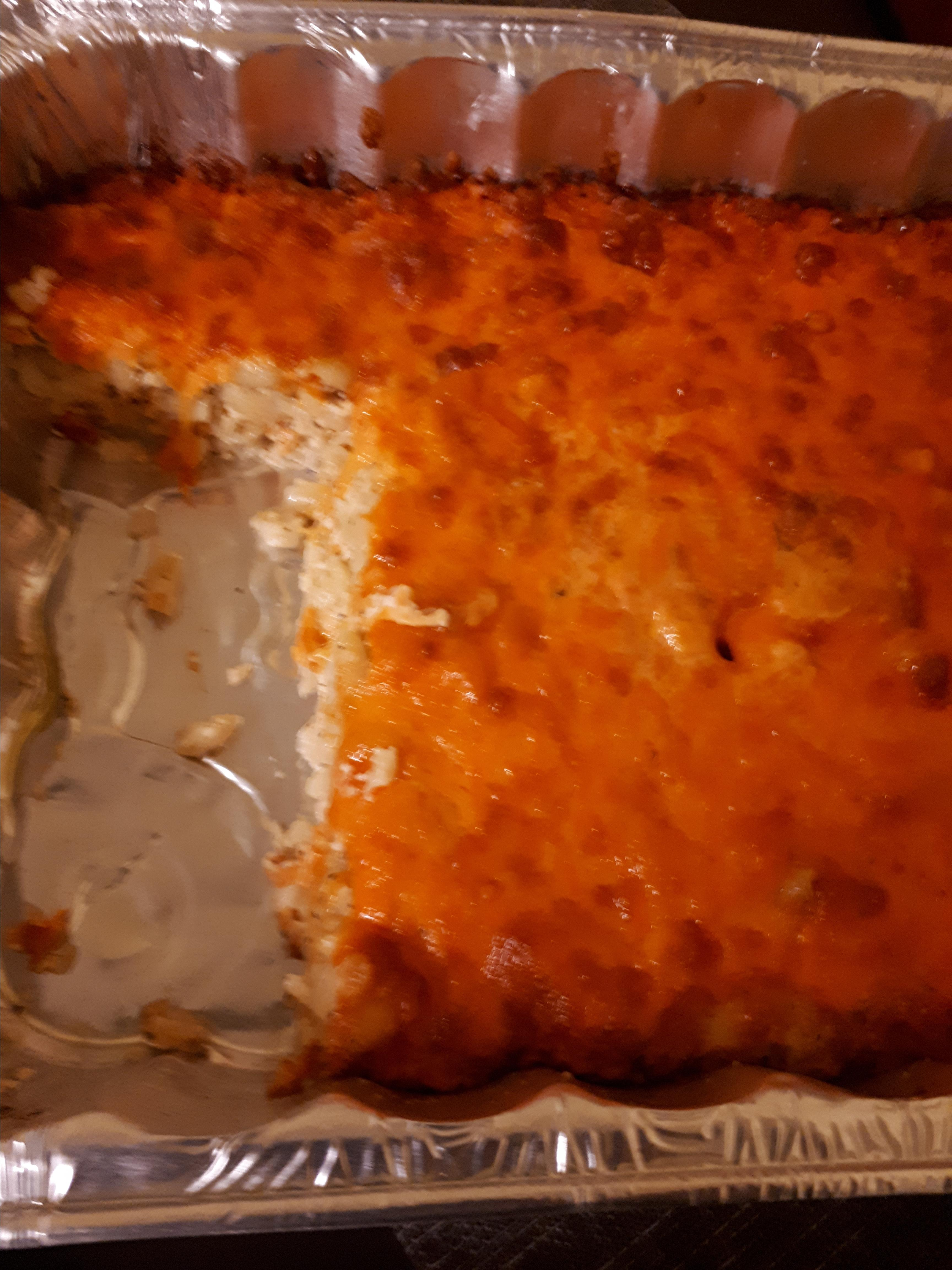 Southern Macaroni and Cheese Pie Kim J.