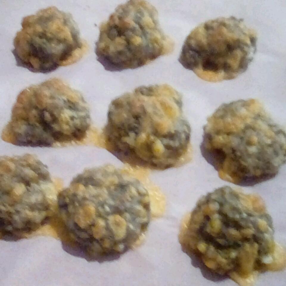 Sausage-Cheese Balls Bisquick