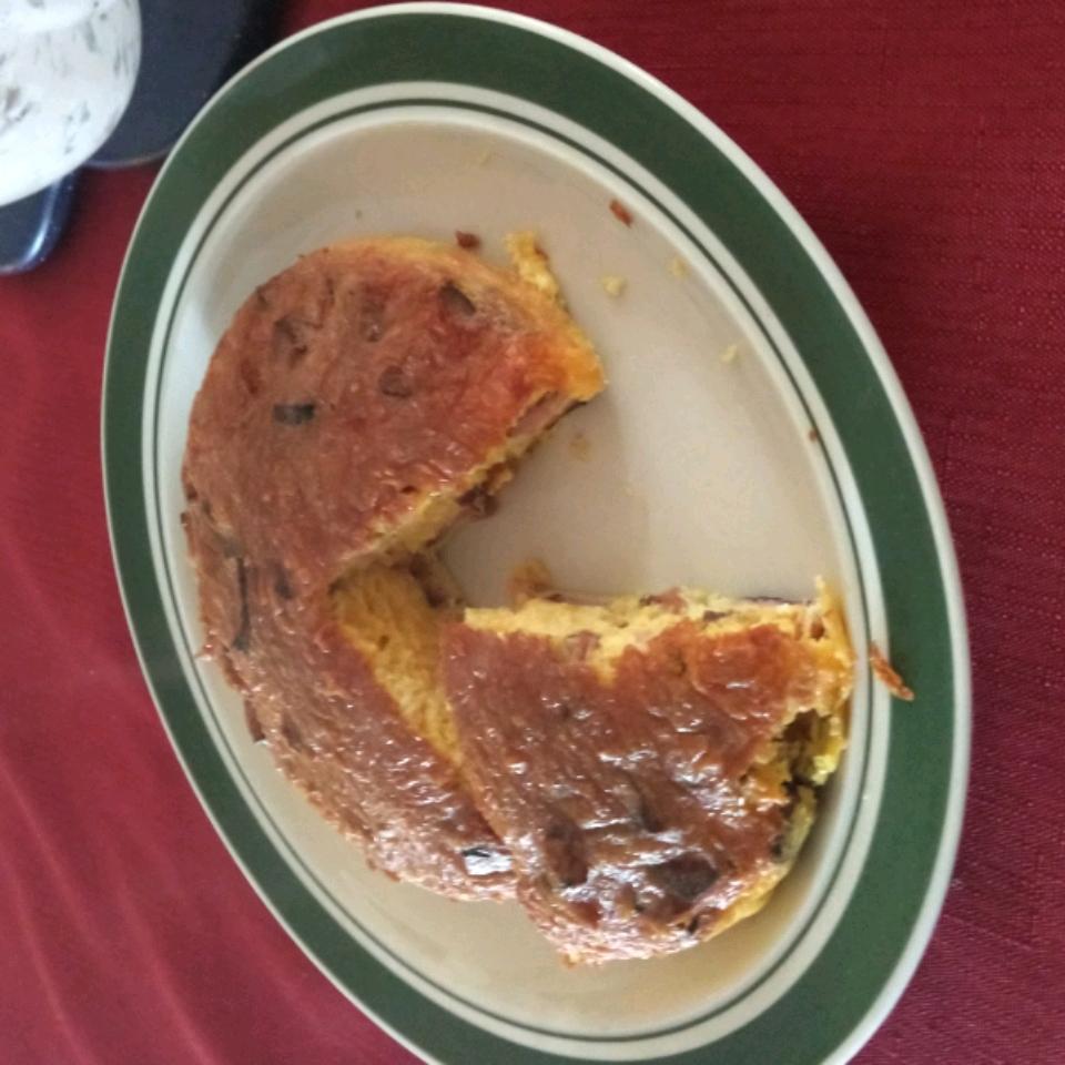 Air Fryer Breakfast Frittata Matt Frey