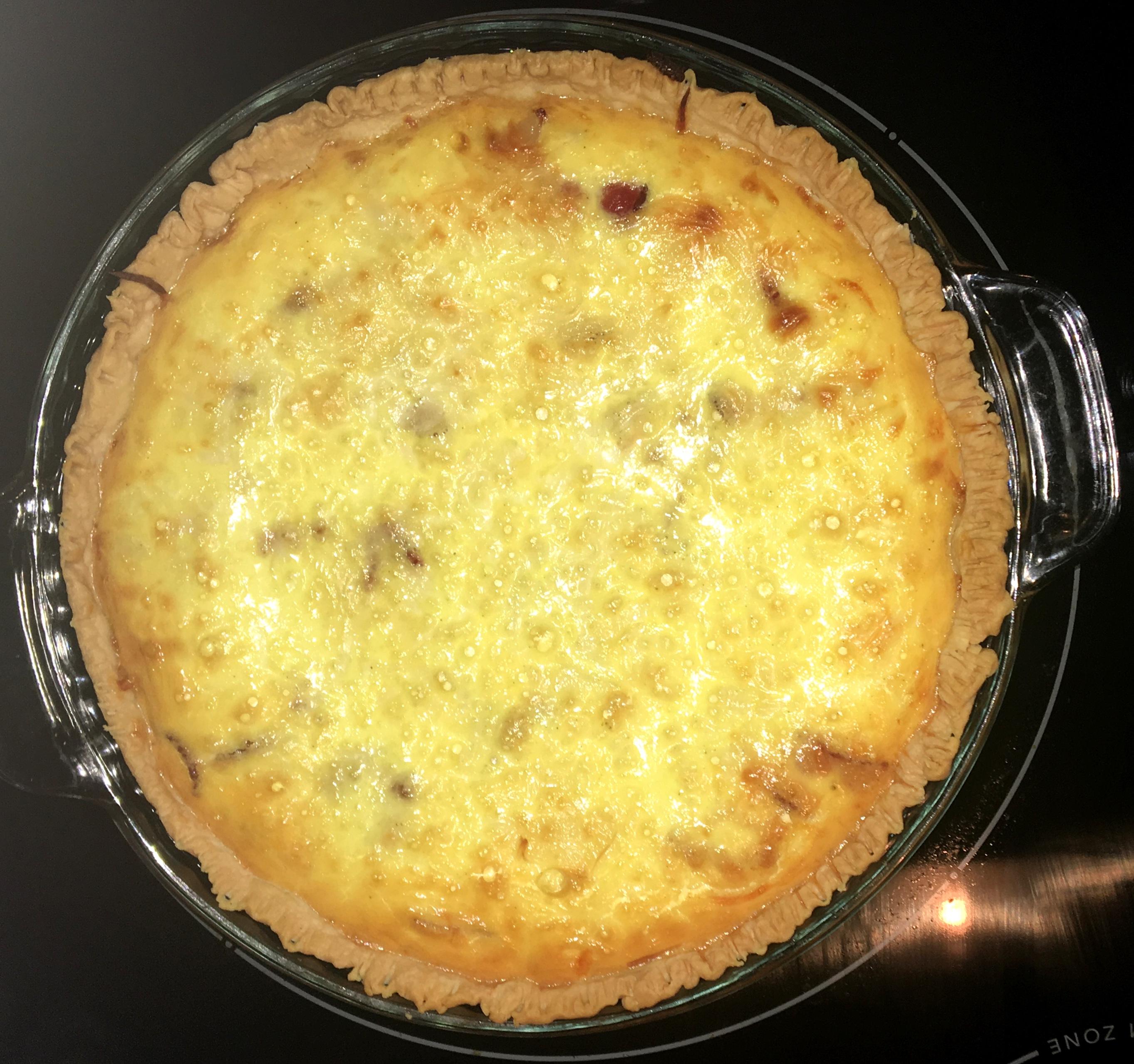 Chef John's Quiche Lorraine
