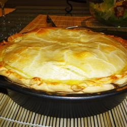 Easy Chicken Pot Pie Anonymous
