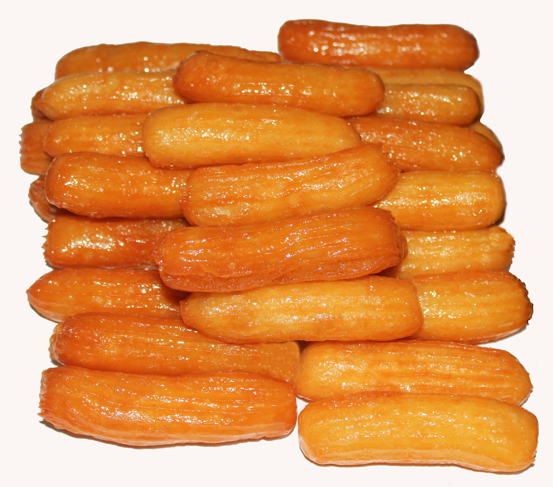 Balah el Sham (Egyptian Choux Pastry)