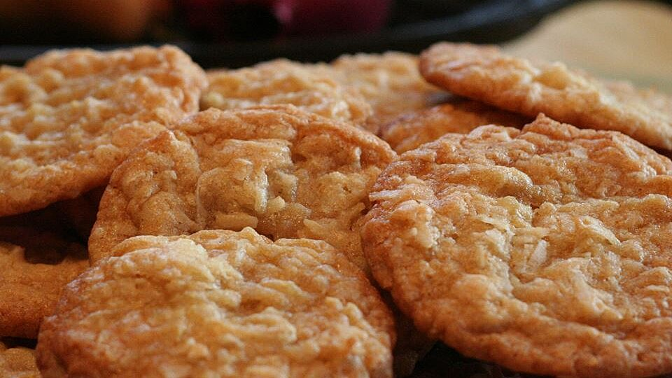 Chewy Coconut Cookies Recipe Allrecipes