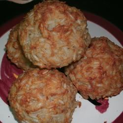 Turkey Meatballs without Eggs