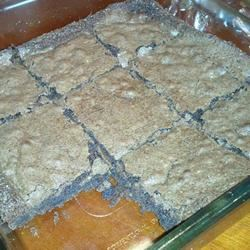 Mmm-Mmm Better Brownies cynthia sanchez