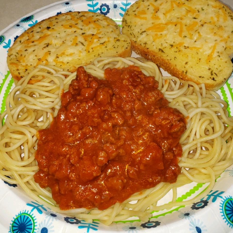 Dad's Spaghetti Jeffurs Johnson