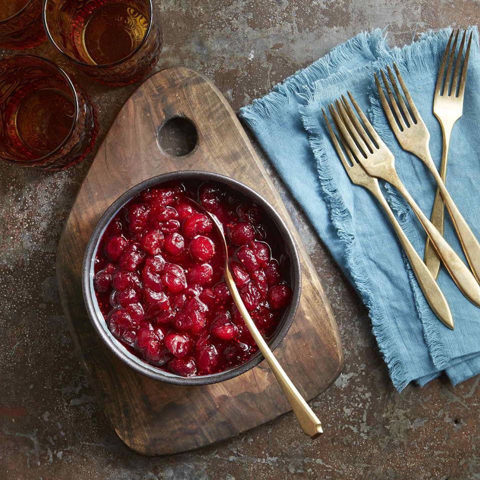 Instant Pot Cranberry Sauce Hilary Meyer