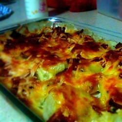 Creamy Potato Lasagna