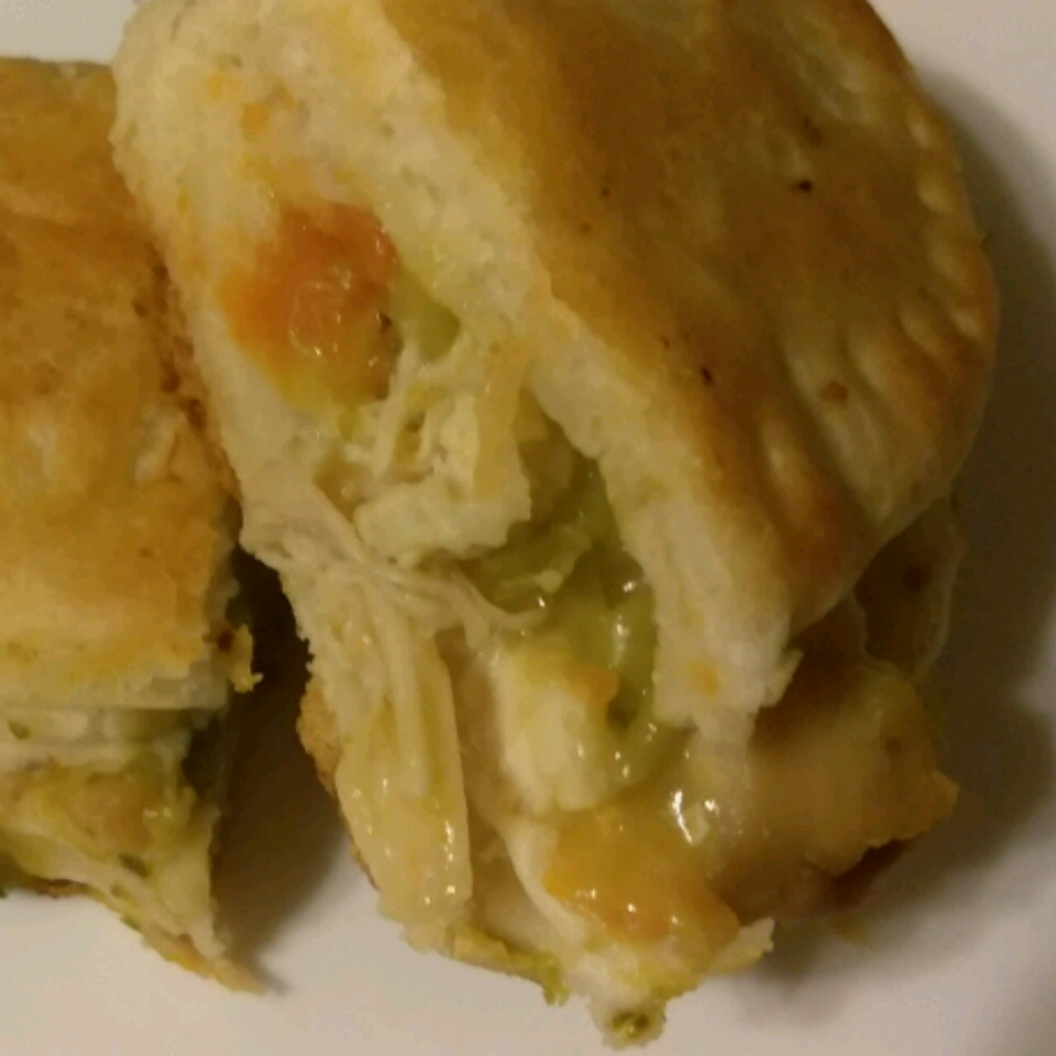 Easy Hand-Held Chicken Pot Pies Kianna Meade