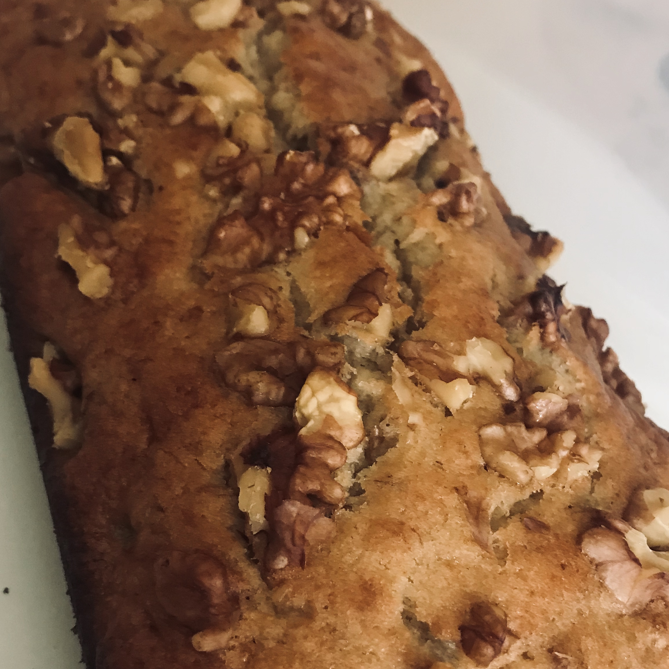 Banana Walnut Bread Ruth Morales