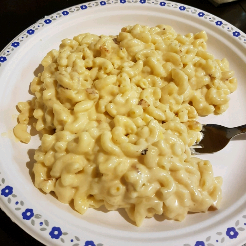 Pressure Cooker Macaroni and Cheese Vinceey