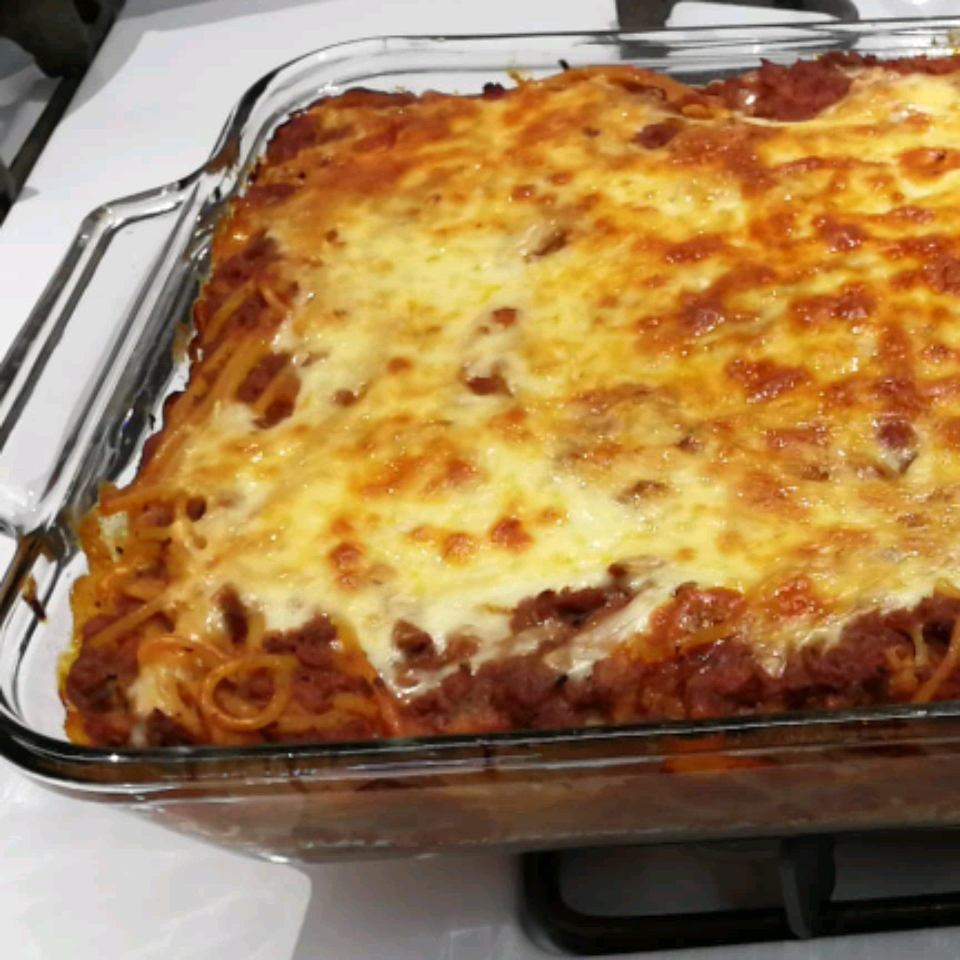 Left Over Spaghetti Lasagna zoosta