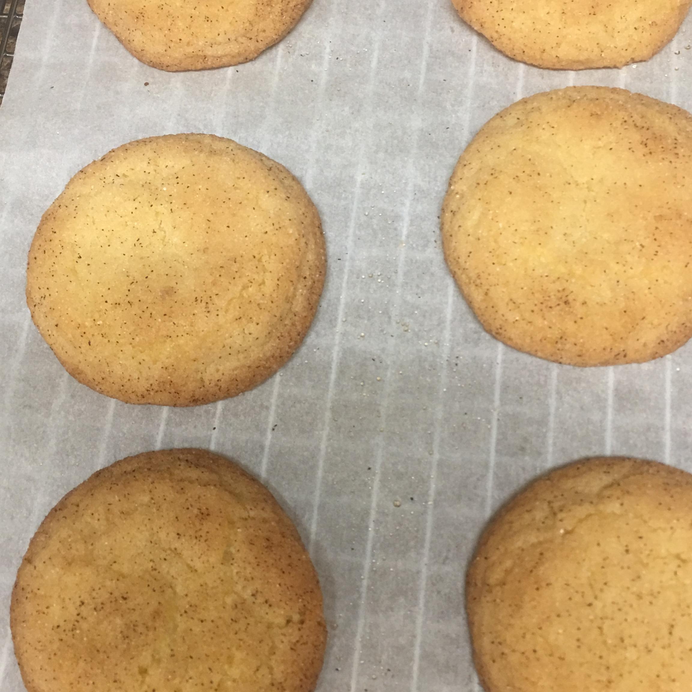 Grandma Ruth's Snickerdoodle Cookies Karie Kiany
