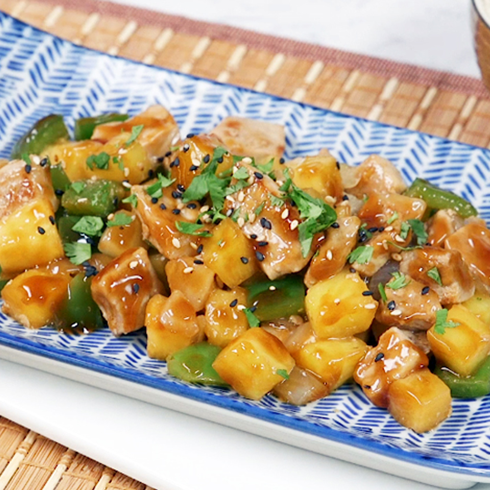 ActiFried Chinese Pineapple Pork