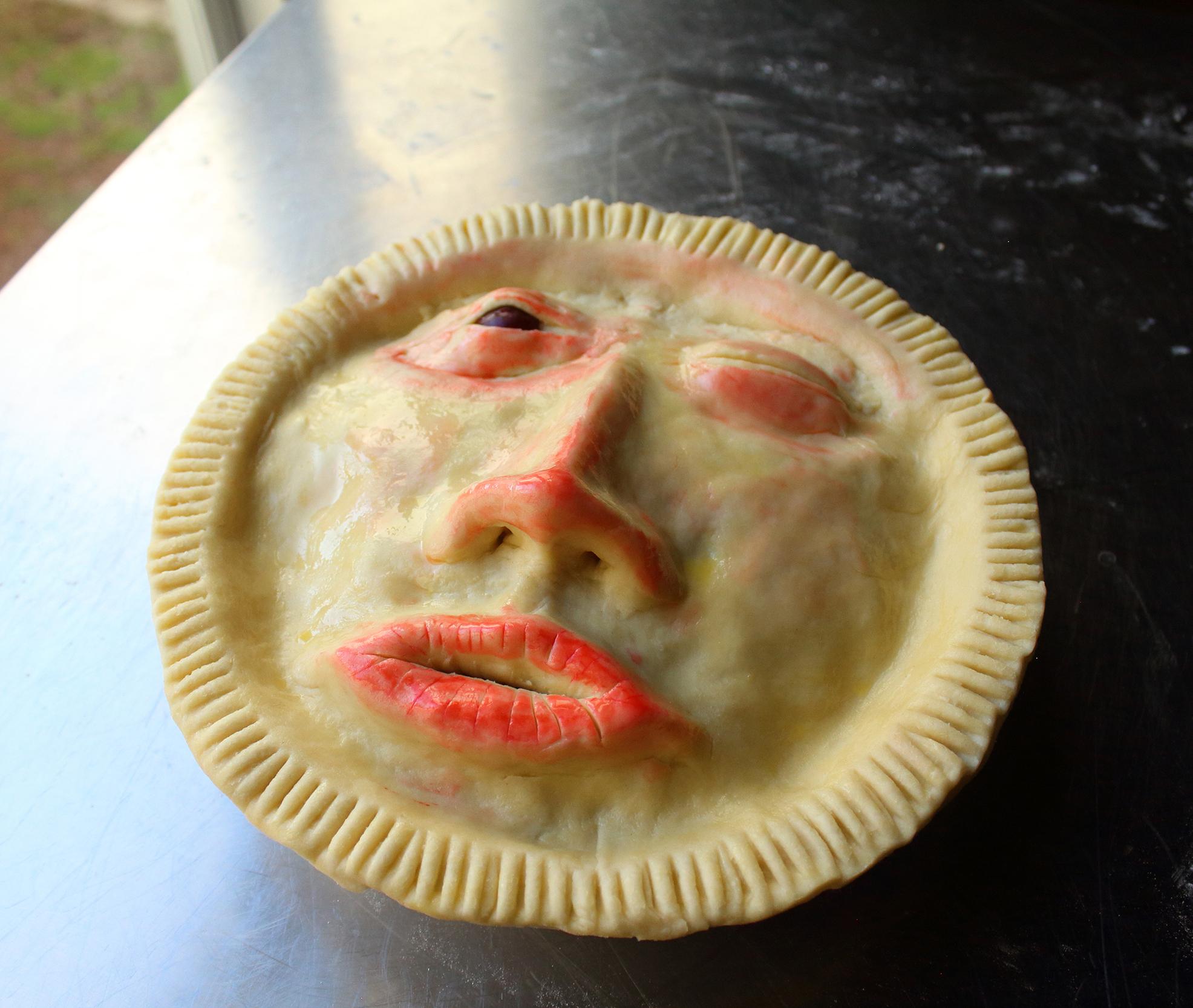 Chef John's Face Pie Chef John