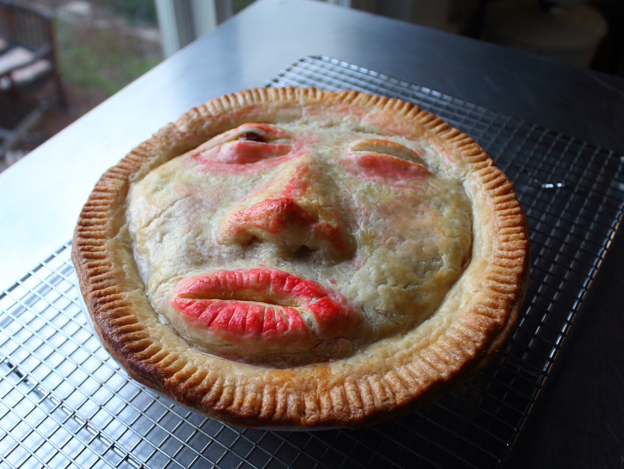 Chef John's Face Pie